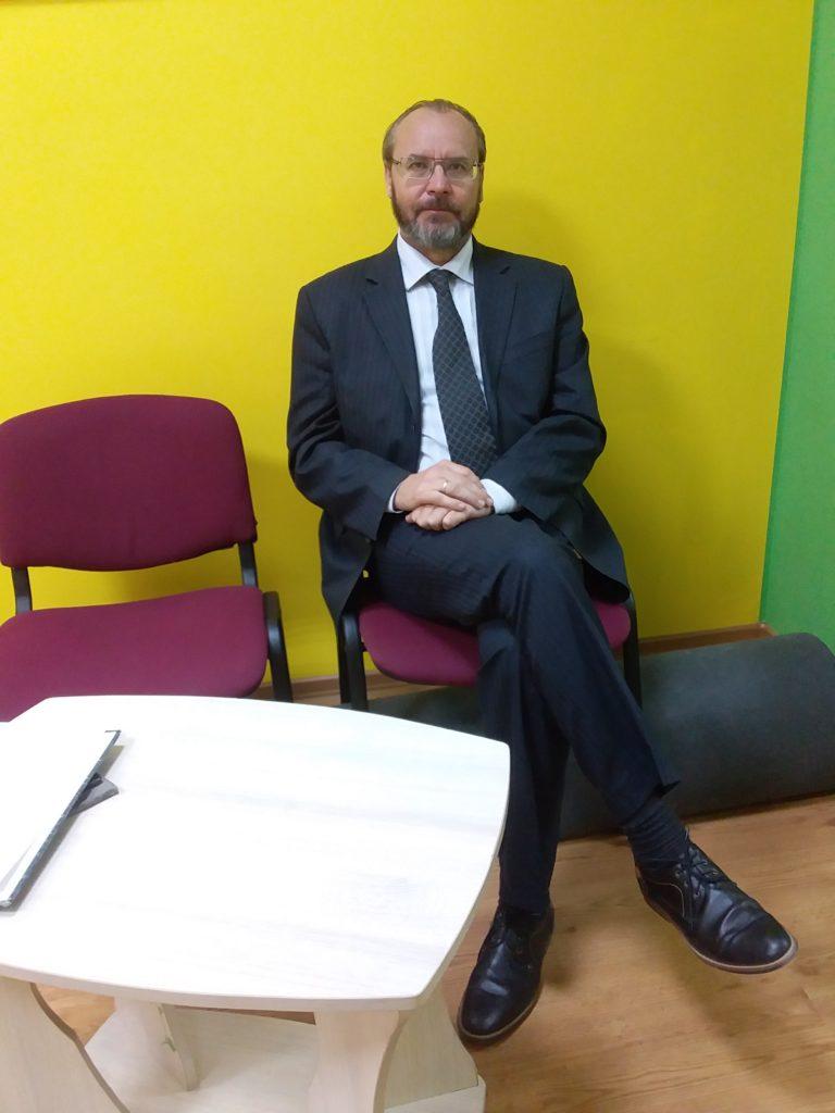 Дмитрий Черненко психологическая группа
