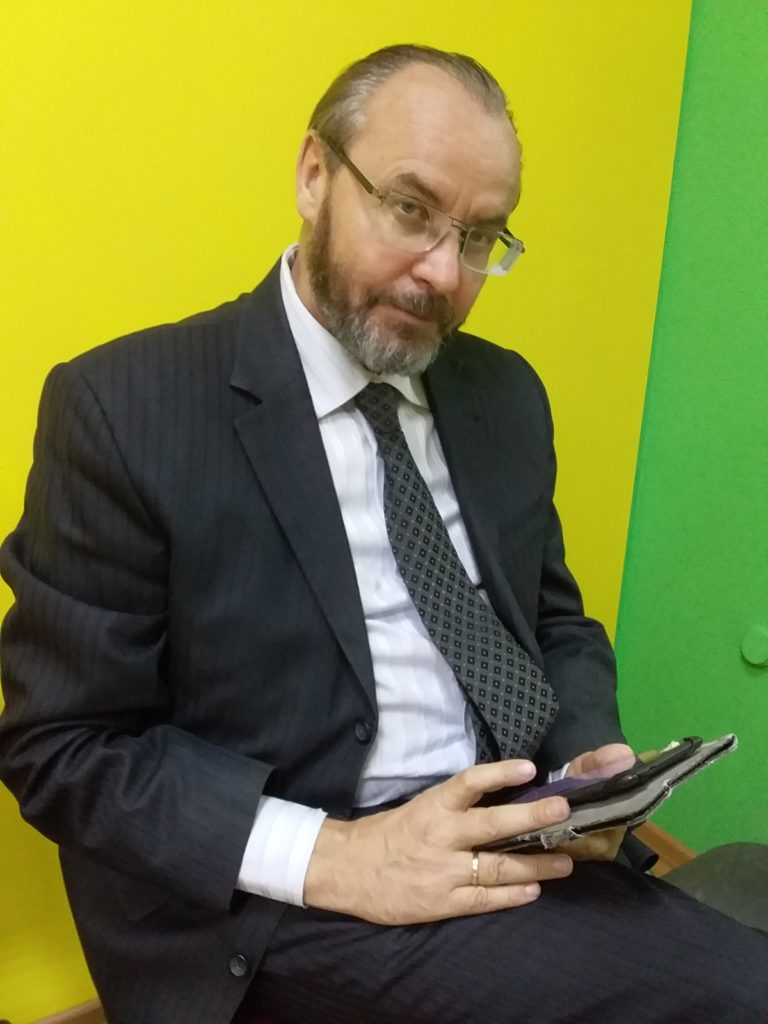 Первичная консультация психолога Дмитрия Черненко